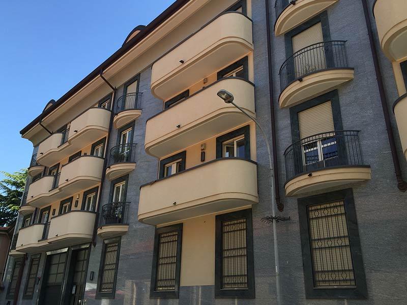 Monaci Costruzioni Srl, Condominio Marconi a Legnano (MI)
