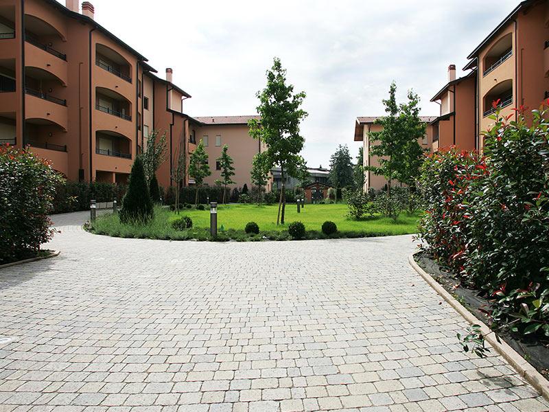 Monaci Costruzioni Srl, Residenza Quadrifoglio a Legnano (MI)