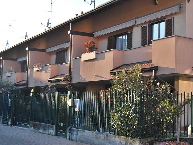 Monaci Costruzioni Srl, Villette Monte Cervino a Legnano (MI)