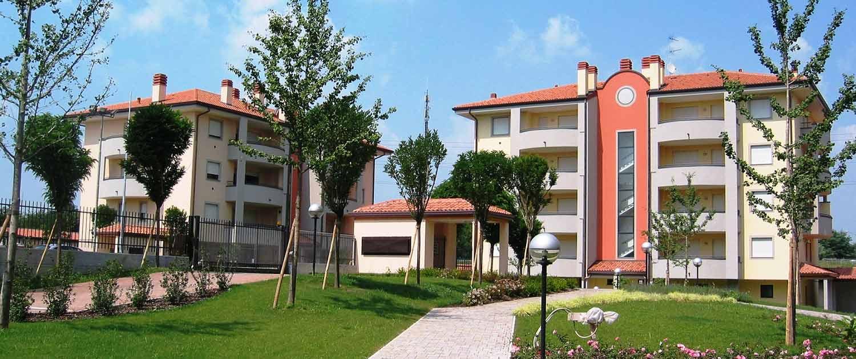 Monaci Costruzioni Srl, Residenza I Cerri a Cerro Maggiore (MI)