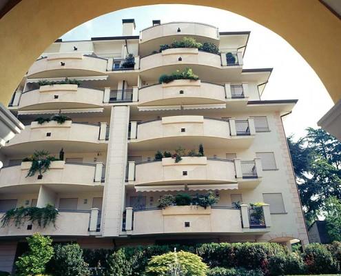 Monaci Costruzioni Srl, Residence Arco a Legnano (MI)