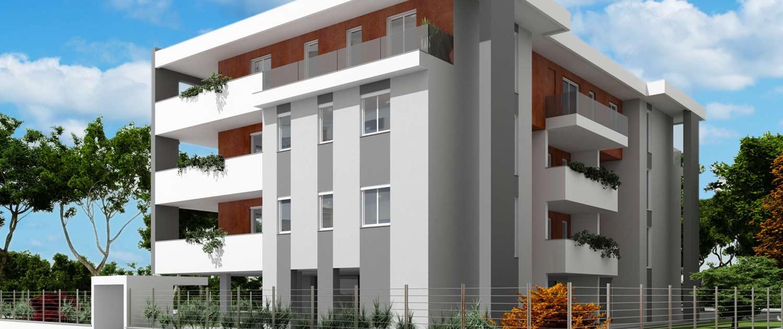Monaci Costruzioni Srl, Residenza Zaroli a Legnano (MI)