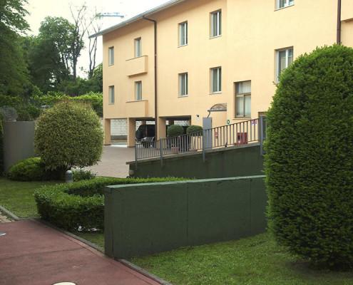 Monaci Costruzioni Srl, Hotel 2C a Legnano (MI)