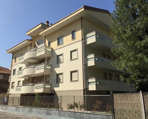 Monaci Costruzioni Srl, Residenza Dell'Acqua a Legnano (MI)