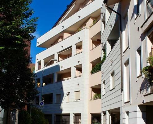 Monaci Costruzioni Srl, Residence Sant'Ambrogio a Legnano (MI)