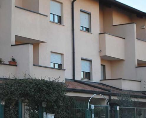 Monaci Costruzioni Srl, Villette Santa Colomba a Legnano (MI)