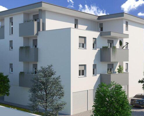 Monaci Costruzioni - Residenza Liguria - Legnano